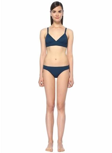 Dnud Dikiş Detaylı Bikini Takım Lacivert